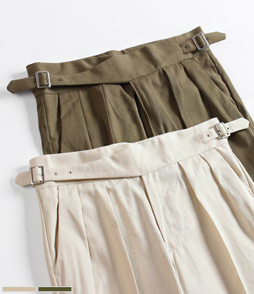 GRUKA COTTON LONG PANTS
