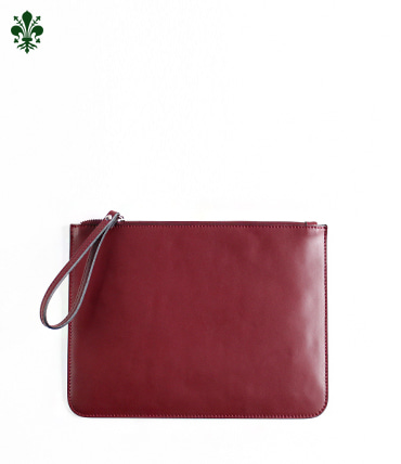 TOTUM . CLUTCH BAG (BURGUNDY)