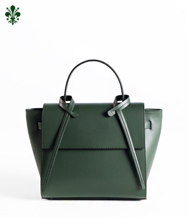 TOTUM . Q TOTE BAG (GREEN)